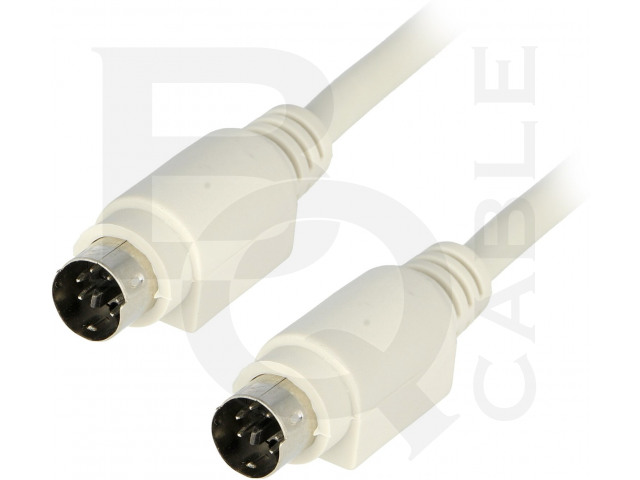 C-PS2WW/2 BQ CABLE, Kábel