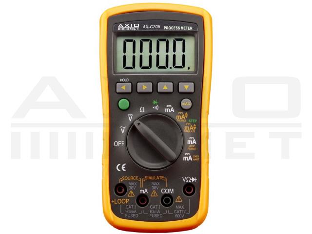 AX-C705 AXIOMET, Calibrator