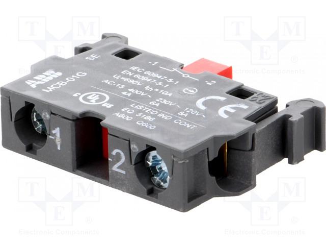 ABB 1SFA611610R1110 - Kontaktní prvek