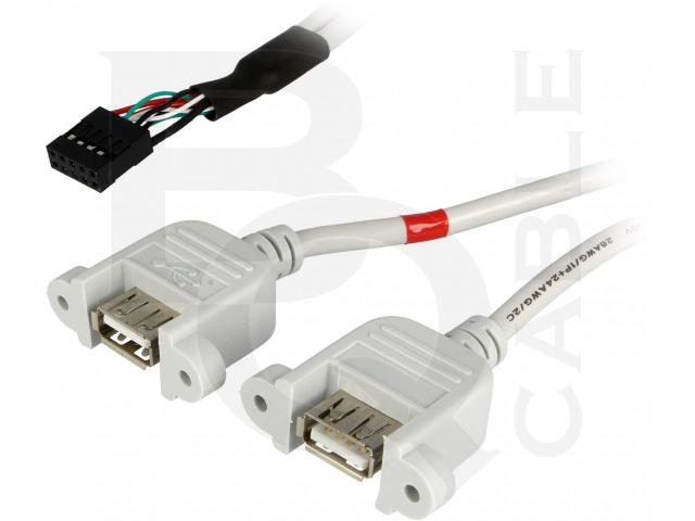 USBAJ-2 BQ CABLE, Adaptér
