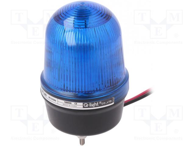 QLIGHT MFL60-12/24-B - Signalizátor: optický