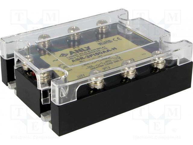 ANLY ELECTRONICS ASR-3PI50AA-H - Relé: polovidičová