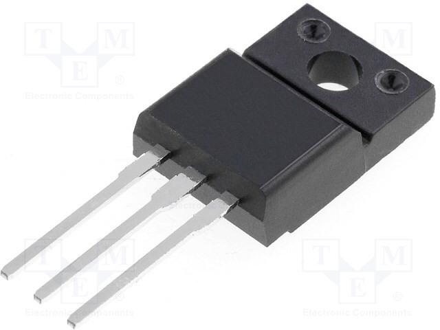 INFINEON TECHNOLOGIES IPA028N08N3GXKSA1 - Tranzistor: N-MOSFET