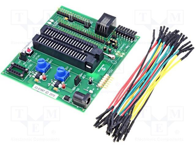 MICROCHIP TECHNOLOGY AC162049-2 - Výv.kit: Microchip