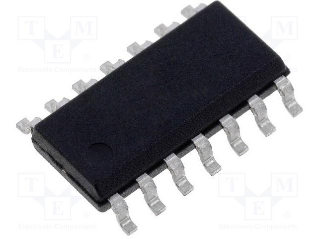MICROCHIP (ATMEL) ATTINY84A-SSFR - Mikrokontrolér AVR