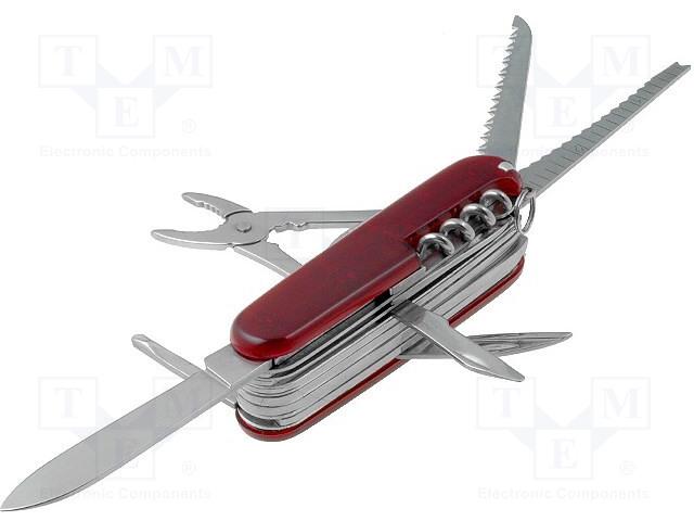 GOLDTOOL PMT-123 - Nůž