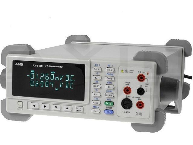 AX-8450A AXIOMET, Multimetru de masă
