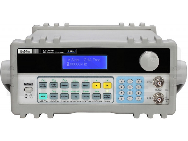 AX-DG105 AXIOMET, Generator