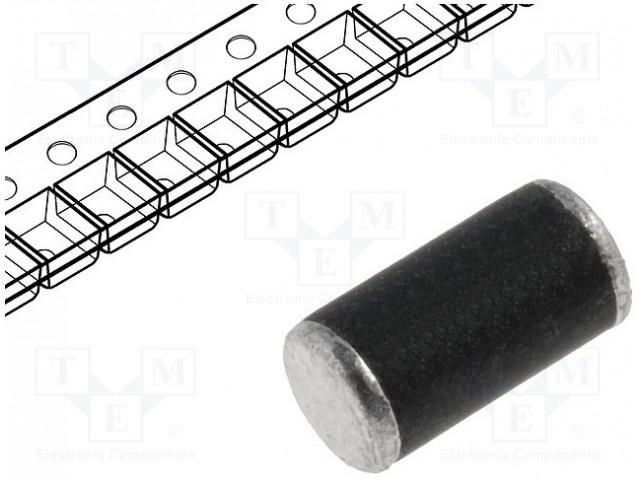 DIOTEC SEMICONDUCTOR BAV103 - Dioda: usměrňovací
