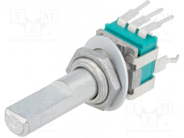 ALPS RK09L1140A65 - Potenciometr: axiální