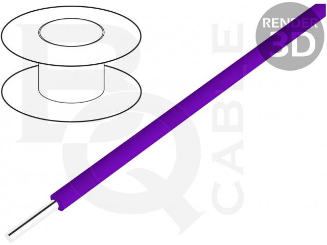 KYNAR-VI/100 BQ CABLE, Leiding