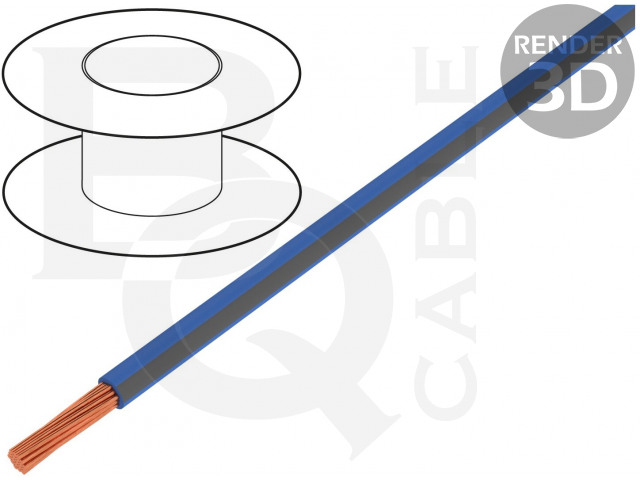 LGY0.35-BL/GY BQ CABLE, Cablu