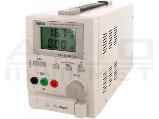 AX-12001DBL AXIOMET, Voedingseenheid