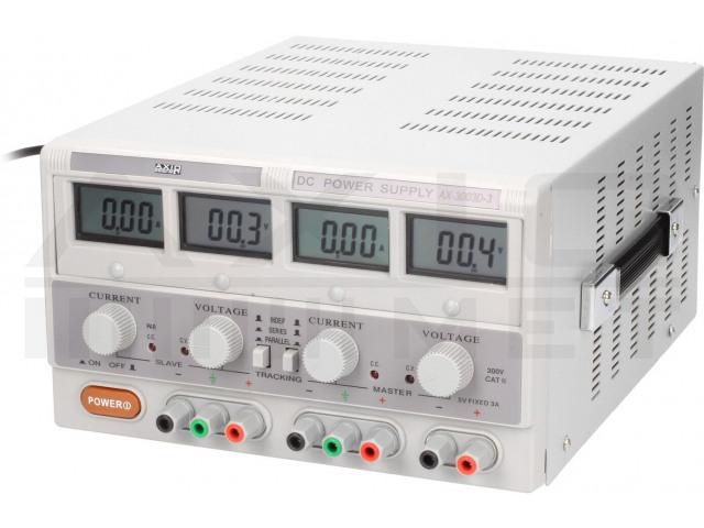 AX-3003D-3 AXIOMET, Voedingseenheid