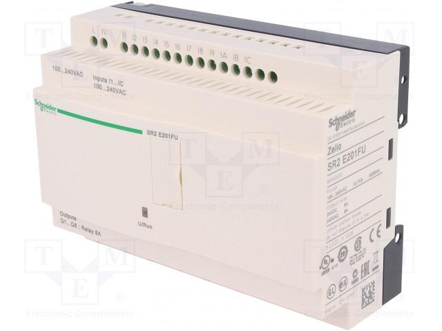 SCHNEIDER ELECTRIC SR2E201FU - Programovatelné relé
