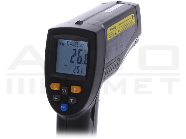 AX-7540 AXIOMET, Pirometro