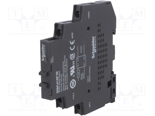 SCHNEIDER ELECTRIC SSM1A16F7R - Relé: polovidičová