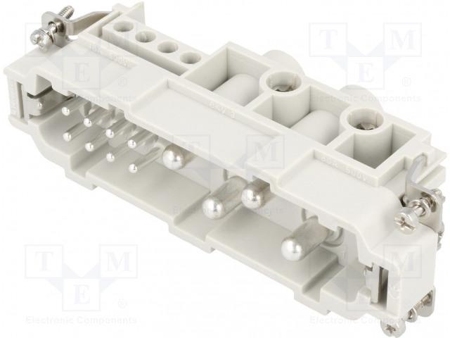 MOLEX 93601-0247 - Konektor: HDC