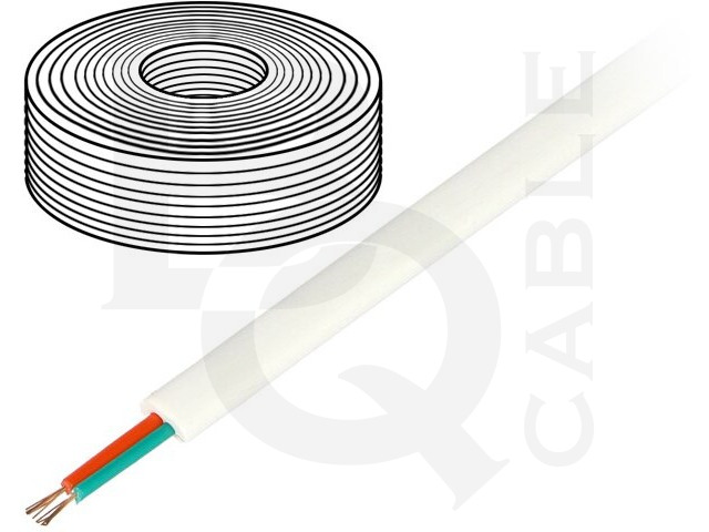 TEL-0030-100/WH BQ CABLE, Cablu