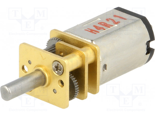 POLOLU 50:1 HPCB 12V DUAL-SHAFT - Motor: DC