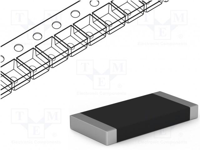 ROYAL OHM CQ1007F390JT4E - Resistor: thick film