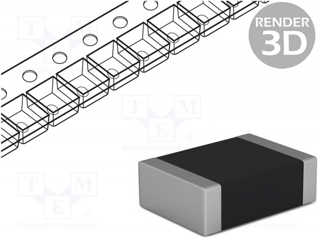 FASTRON 1812AFTC-742K-01 - Inductor: wire
