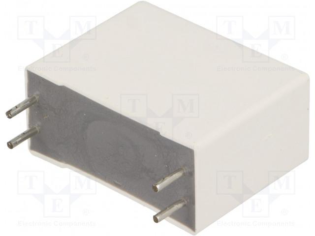 KEMET C4ATJBW4100A3DJ - Kondenzátor: polypropylénový