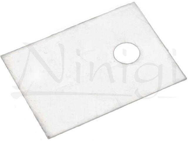 MICA-TO220 NINIGI, Teplovodivá podložka