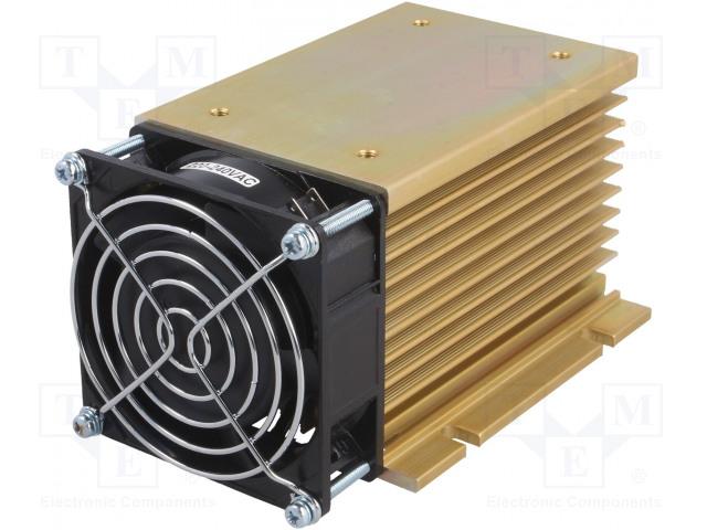 ANLY ELECTRONICS HS-081-120P - Chladič: lisovaný