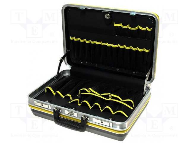 C.K T1643 - Bőrönd: szerszámos