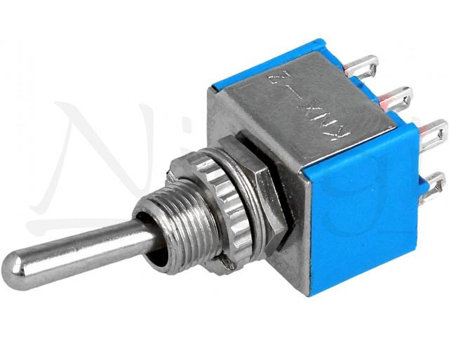 TSX103 NINIGI, Přepínač