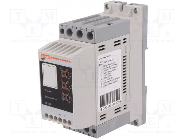 LOVATO ELECTRIC ADXC025400 - Modul: softstart