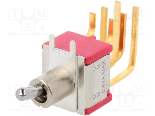 C&K 7201MD9AV2BE - Schalter: Hebelschalter