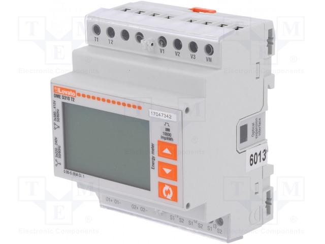 LOVATO ELECTRIC DME D310 T2 - Elektroměr