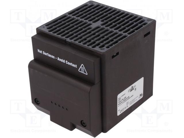 STEGO 02810.0-00 - Polovodičový teplovzdušný ventilátor