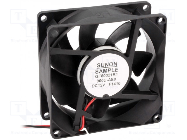 SUNON GF80321B1-000U-AE9 - Ventilátor: DC
