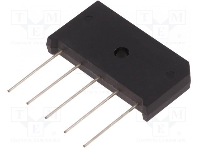 SEMIKRON DBI 6-12 P - Třífázový usměrňovací můstek