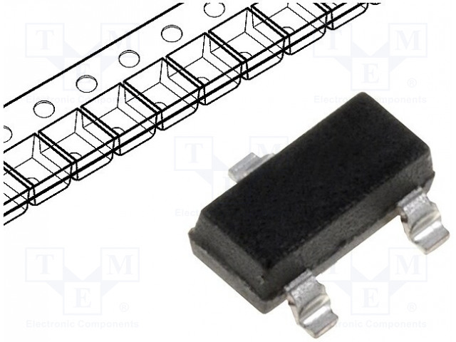 DIOTEC SEMICONDUCTOR BAV70 - Diode: switching