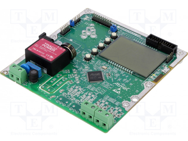 MICROCHIP TECHNOLOGY ATSAM4CMS32-DB - 开发工具: Microchip ARM