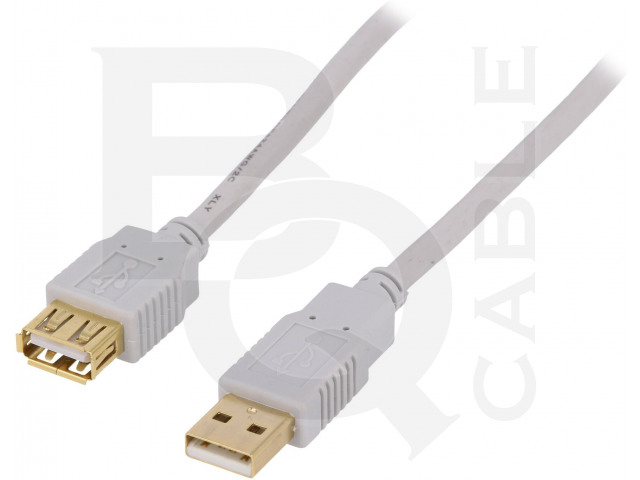 CAB-USB2AAF/3G-GY BQ CABLE, Cable