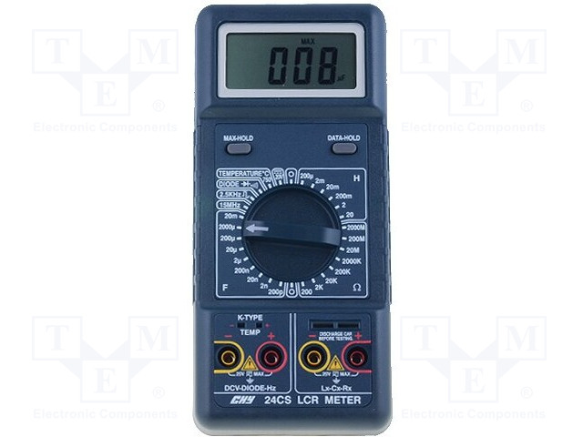 CHY FIREMATE CHY24CS - LCR meter