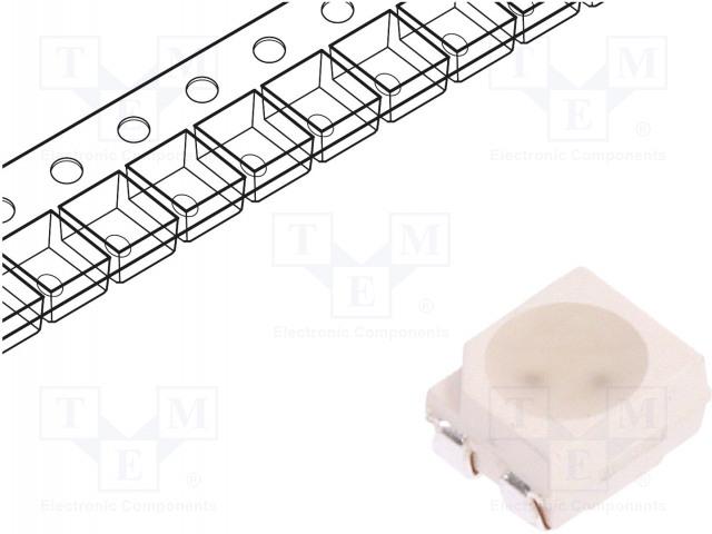 LITEON LTST-E682KRKGWT - LED