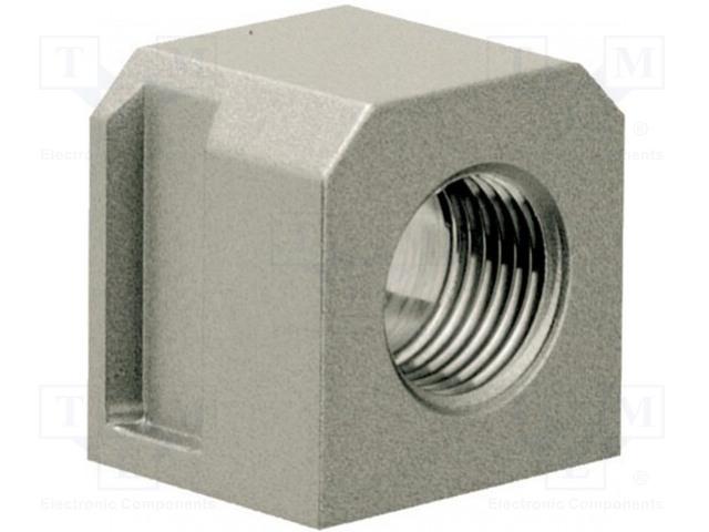SMC E500-F06-A - Trubkový adaptér