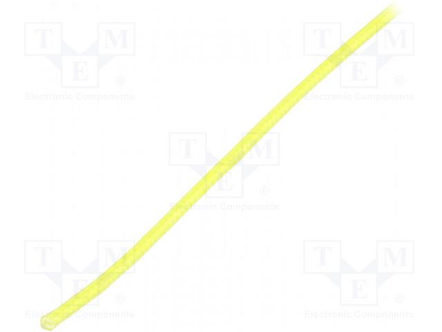 FAVIER SVF3 0.5 YE 10 - Insulating tube