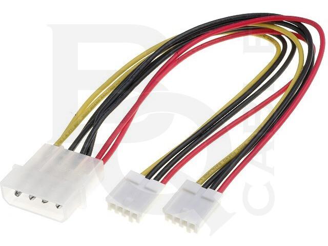 CAB-DC2 BQ CABLE, Spina di derivazione