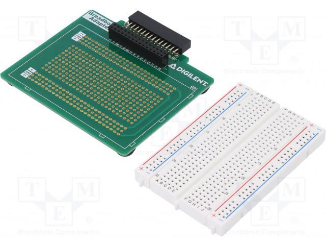 DIGILENT BREADBOARD ADAPTER FOR ANALOG DISCOVERY - Prototypová deska