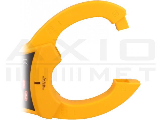 AX-356 AXIOMET, Medidor digital de pinza CA/CC
