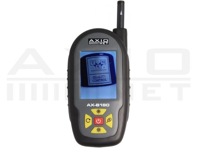 AX-B180 AXIOMET, Kamera inspekcyjna