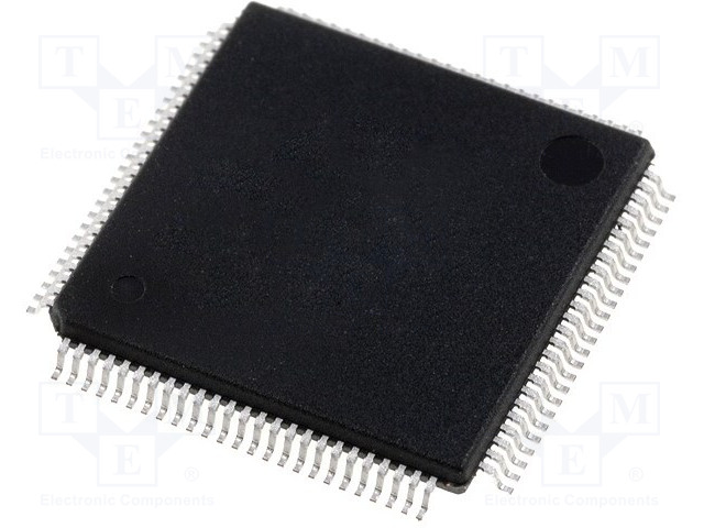 MICROCHIP TECHNOLOGY ATSAM4S2CA-AU - ARM 微控制器