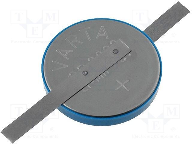 VARTA MICROBATTERY 6032 301 501 - Battery: lithium